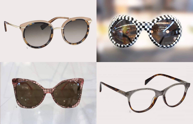 Brillen Trend 2019: Brillen mit Mustern