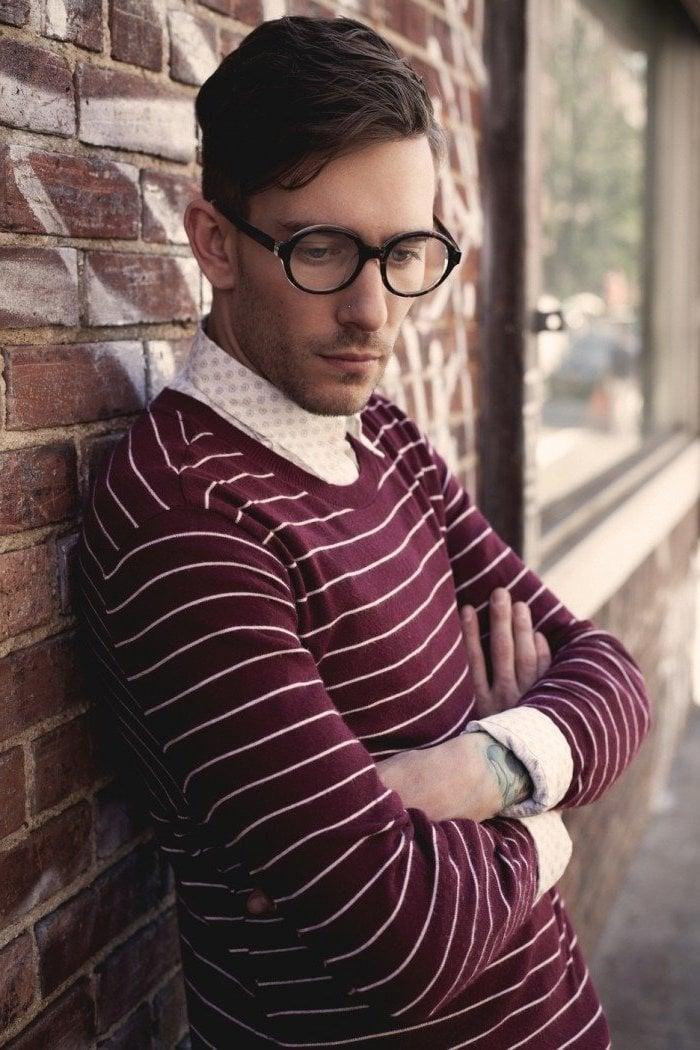 Brillen Trend 2019: für Männer