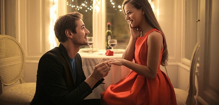 Heiratsantrag mal anders Ideen und Anregungen