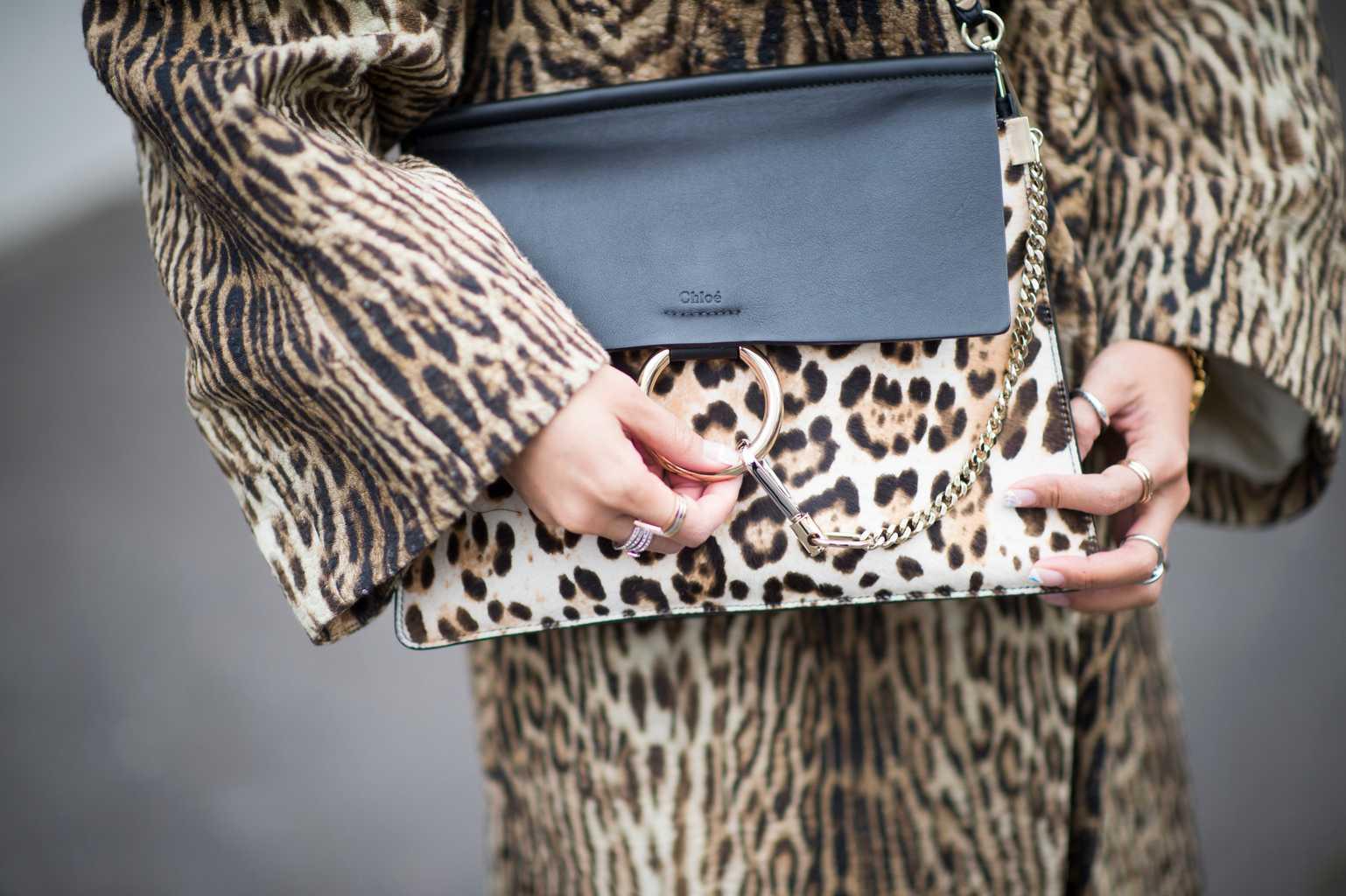 Mode Accessoires mit Leopardenmuster - Ideen zum Kombinieren