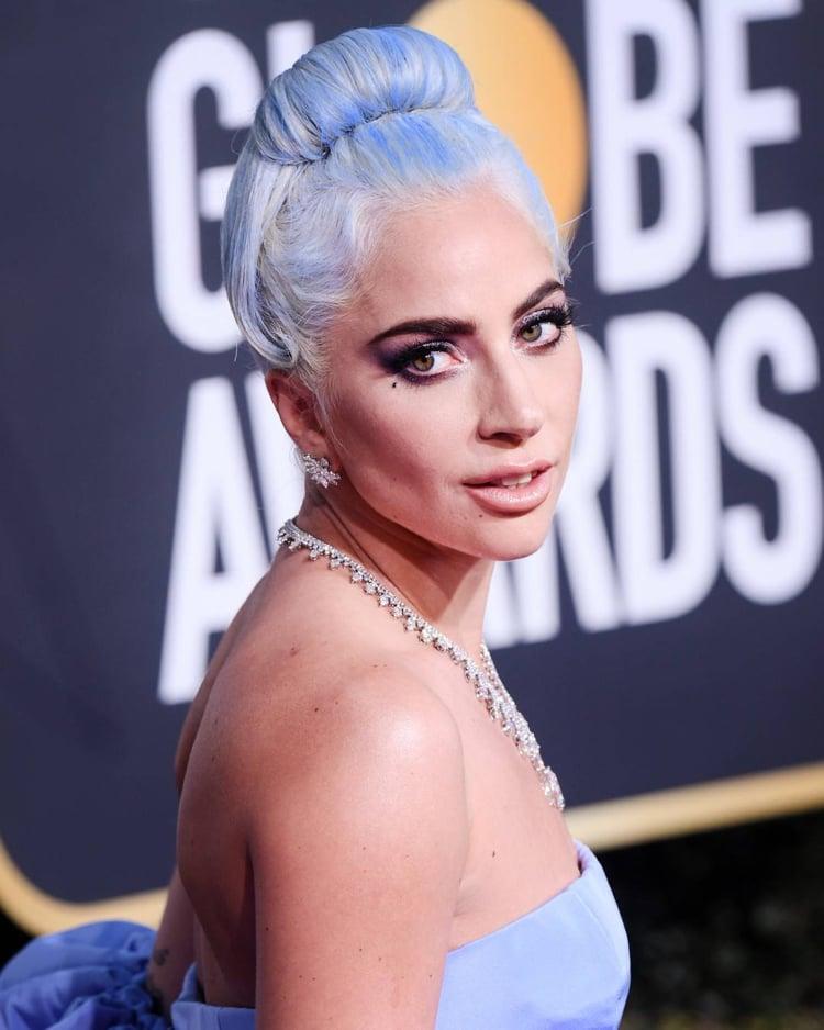 Haarfarben Trends 2019 Pastellfarben Blau