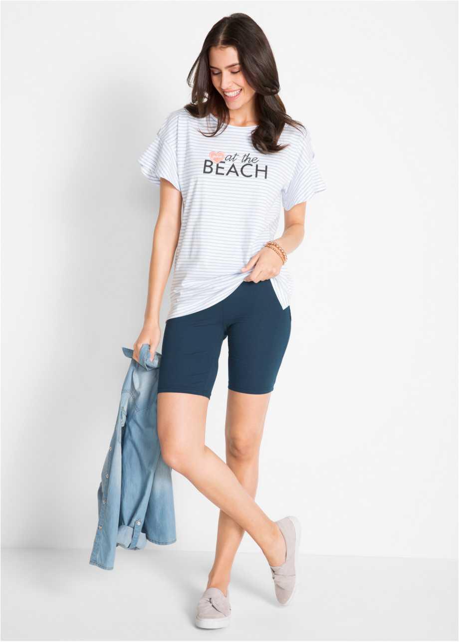 sportliche Pants T-Shirt Freizeit