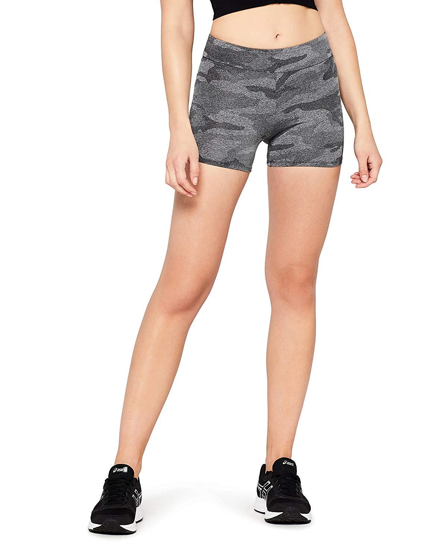 sportliche Pants kurz elastisch Damen