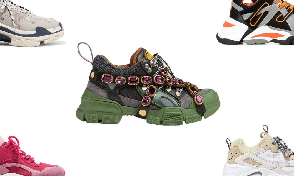 Ugly Sneakers: Mode Trend Nummer 1