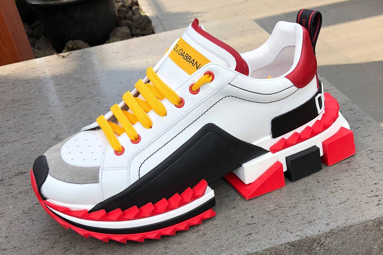 Ugly Sneaker: in tollen farblichen Kombinationen