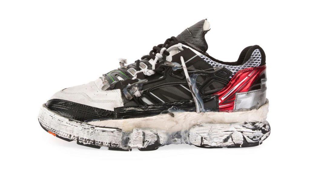 Ugly Sneaker mit tollen Details