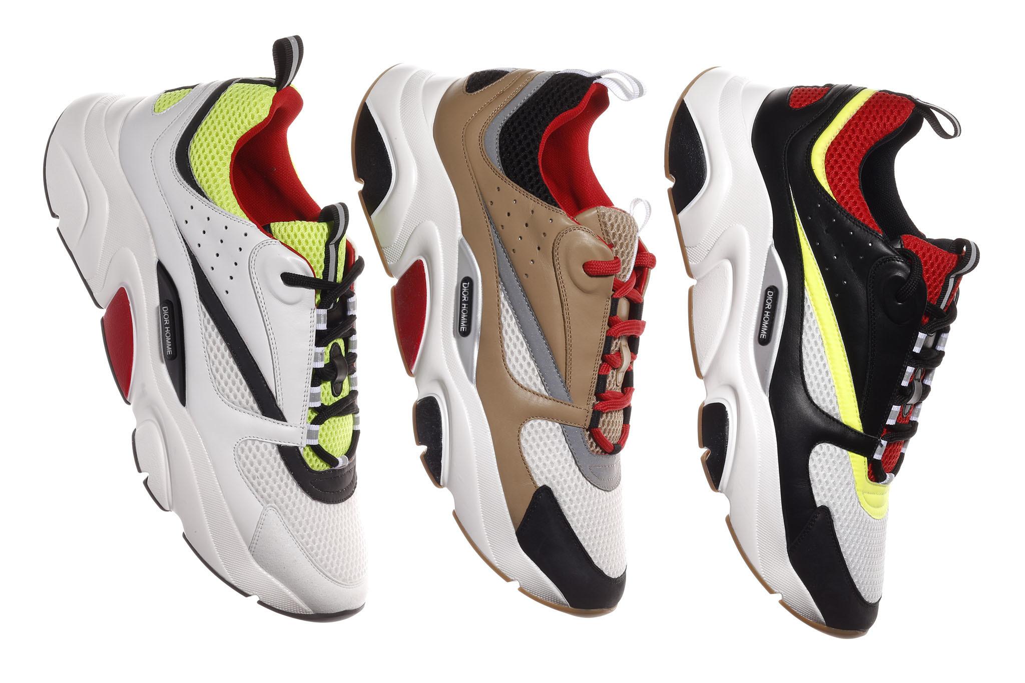 Ugly Sneaker in unterschiedlichen Varianten