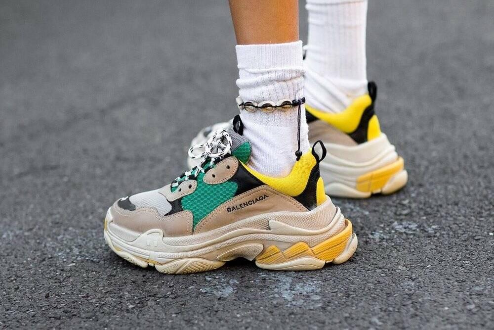 Ugly Sneaker: Der neue Trend
