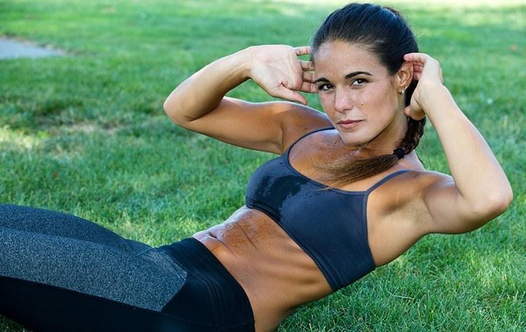Workout für Zuhause: Sparen Sie Zeit!