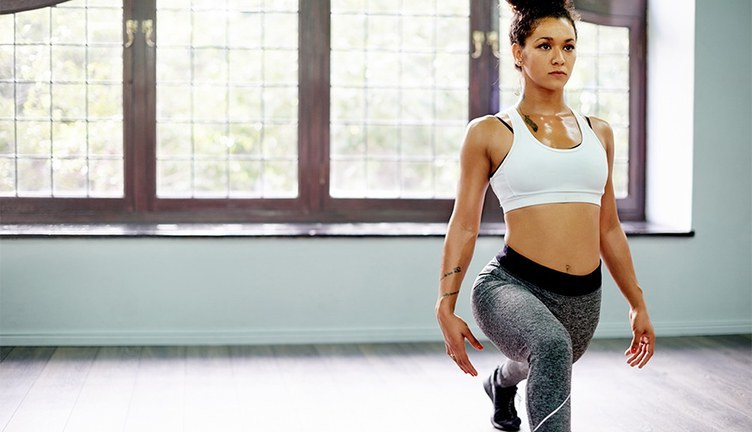 Workout für Zuhause für den geträumten Körper