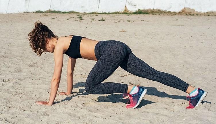 Workout für Zuhause: Kardio Übungen