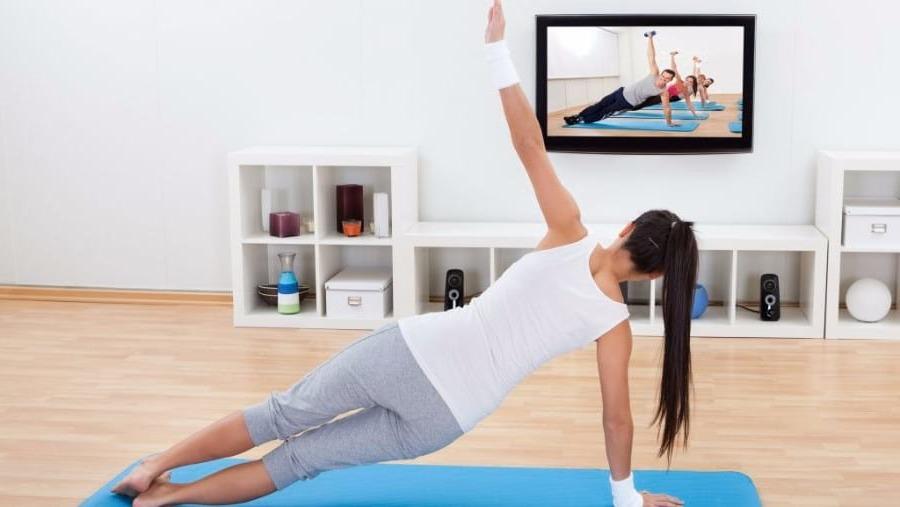 Workout für Zuhause mit unseren praktischen Hinweisen