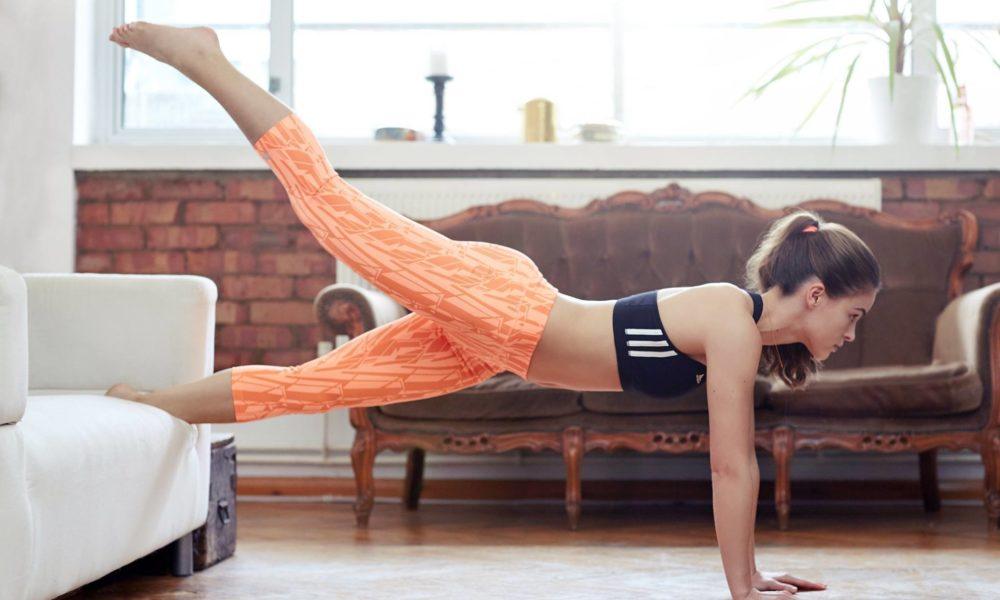 Workout für Zuhause: schnell und effektiv
