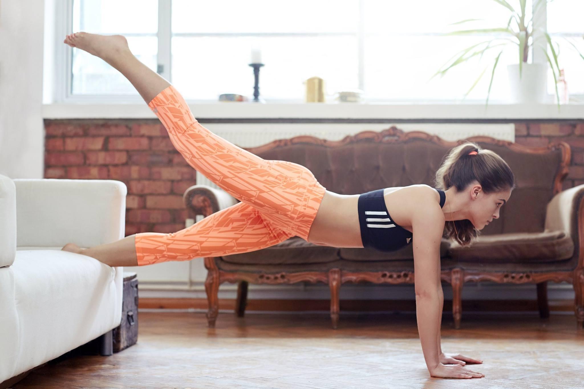 Workout für Zuhause: Fangen Sie von heute an!
