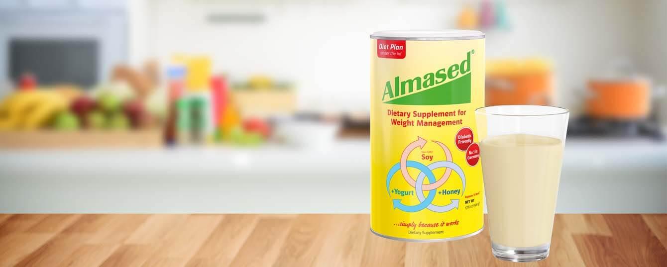 Almased Rezepte Diät schnell in Form kommen