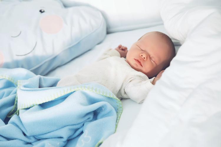 weißes Rauschen einschlafen Babys