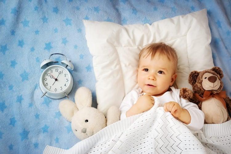 weißes Rauschen Schlafstörungen Kleinkinder
