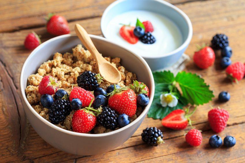 gesunde Ernährung gegen Schlafstörungen