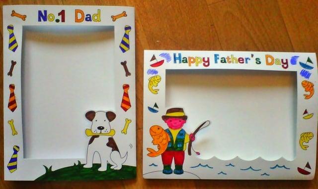 Grußkarten selber machen zum Vatertag