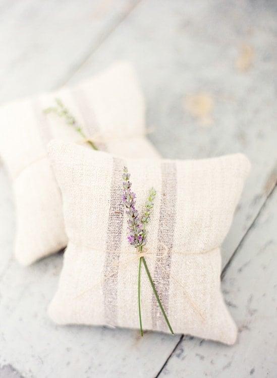 Lavendel trocknen und Einrichtungsdeko selber machen
