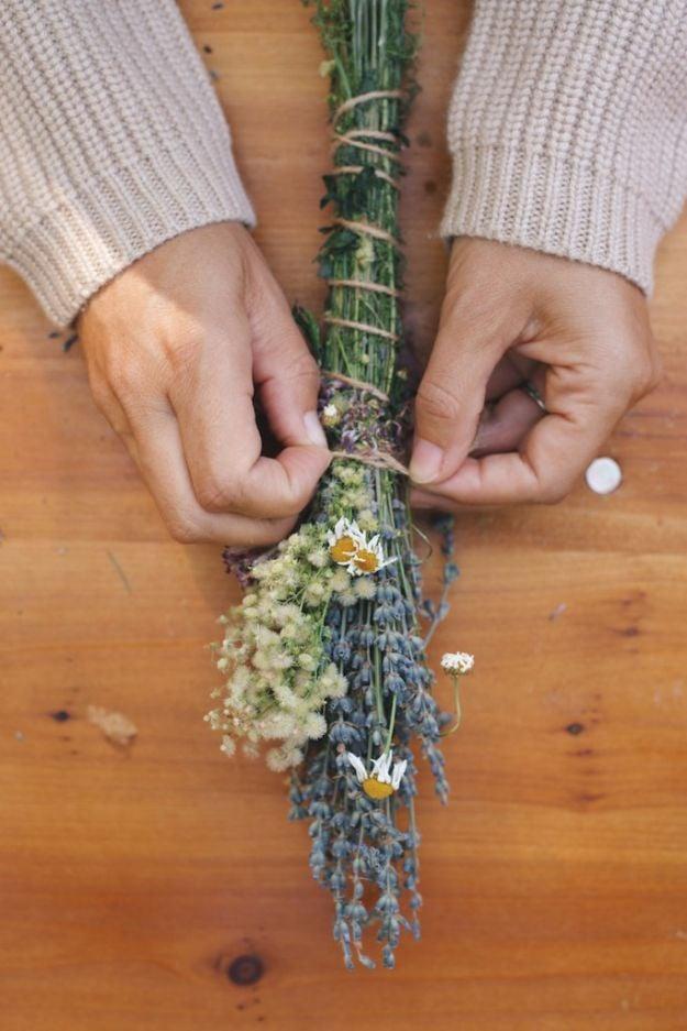 DIY Dekoideen mit Lavendel