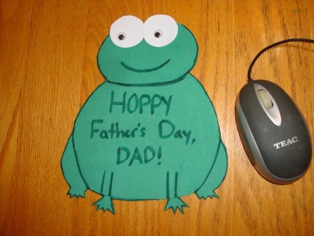 Mousepad für den besten Vater