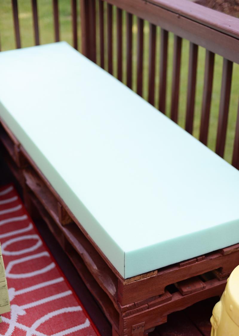 Palettenmöbel Terasse : Anleitung, Schritt 10