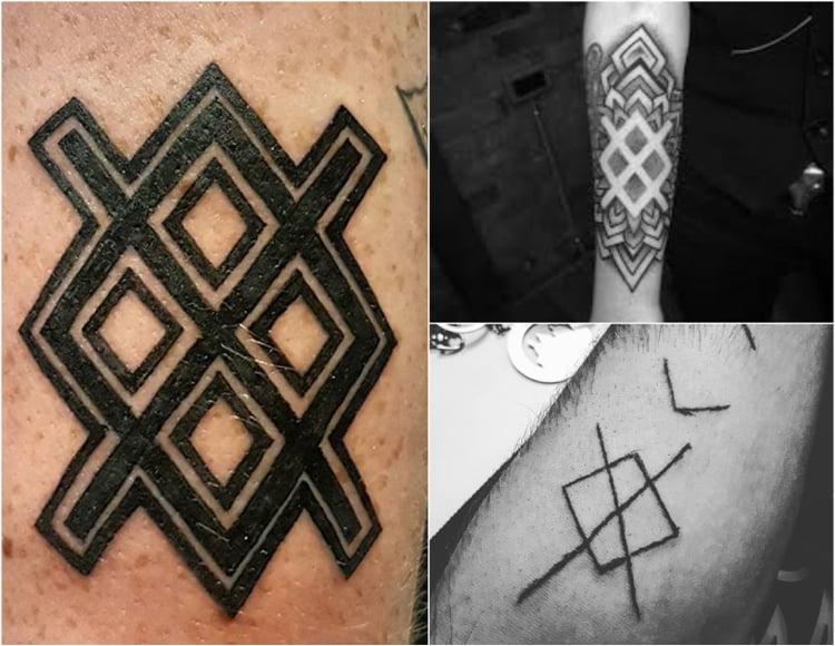Runen Symbol Speer von Odin