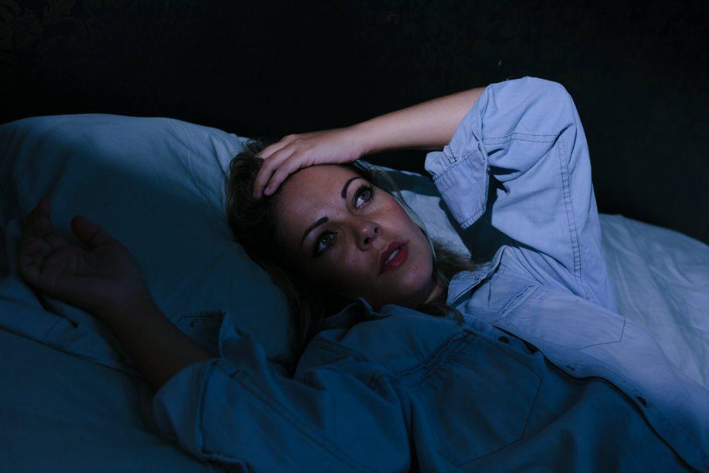 Schlaflosigkeit Erwachsene Stress Überlastung