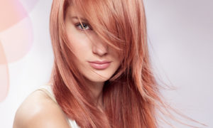 Strawberry Blond Haarfarbe