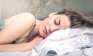 weißes Rauschen für gesunden Schlaf
