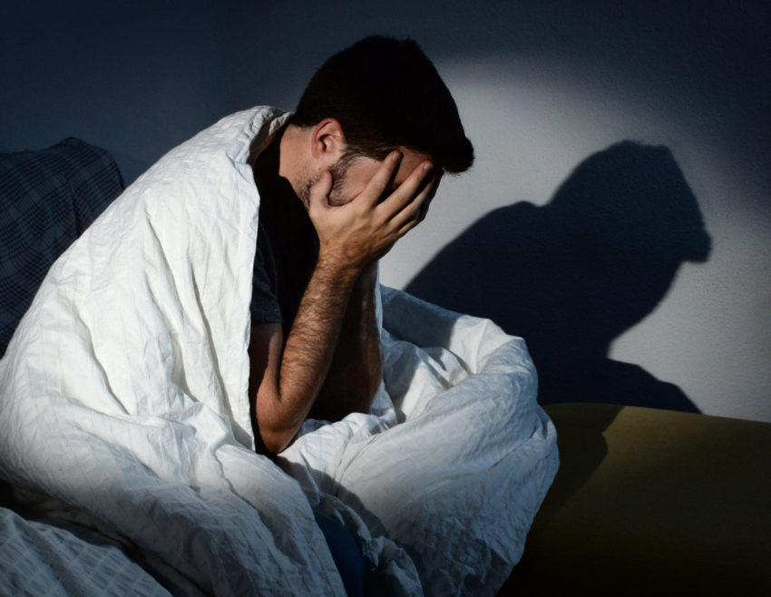 weißes Rauschen Hilfe Schlafstörungen