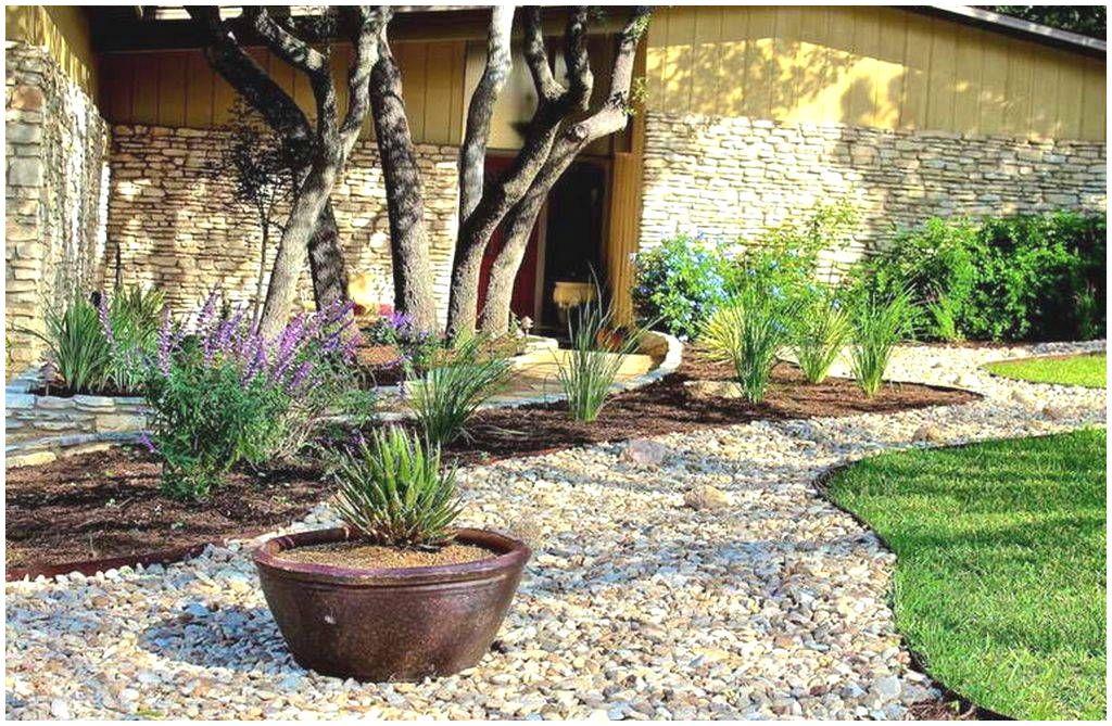 Vorgartengestaltung ein harmonisches Gesamtbild bekommen