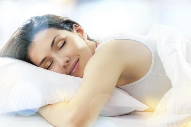 weißes Rauschen garantiert das schnelle Einschlafen