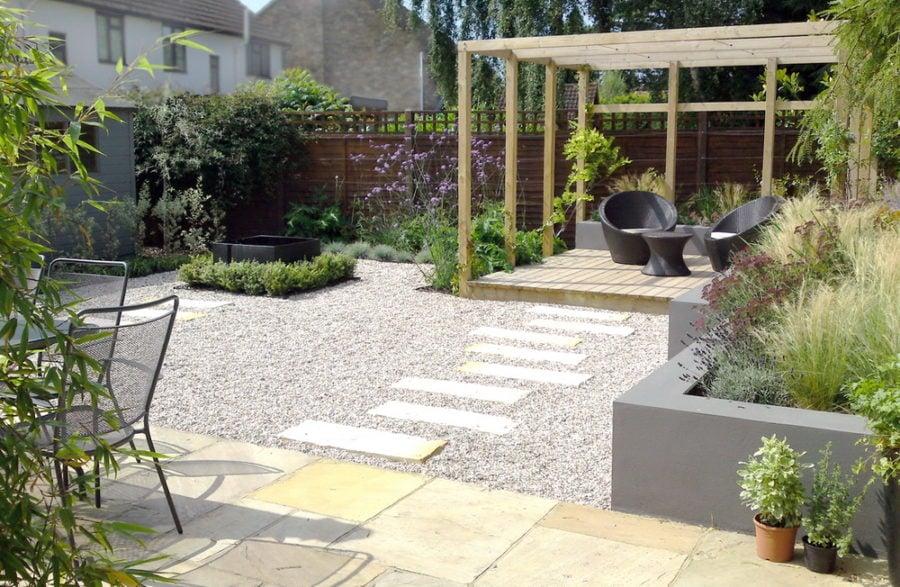 Zierkies und Ziersplitt für eine moderne und praktische Garten