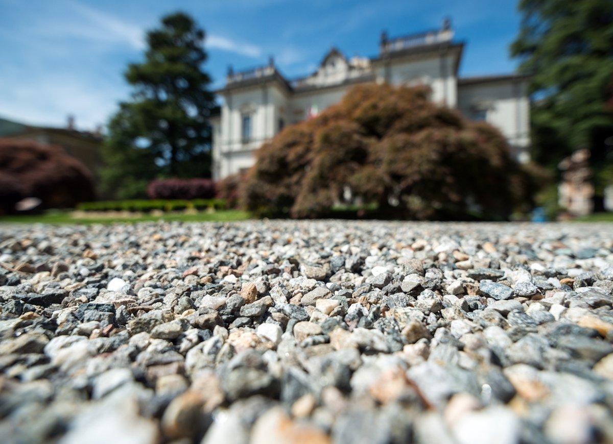 Kiesgarten anlegen - Gartengestaltung mit Zierkies und Ziersplit