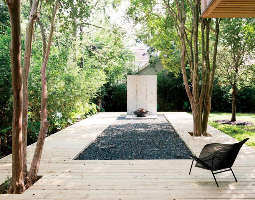 Kiesgarten anlegen - Gartengestaltung Ideen mit Zierkies und Ziersplitt