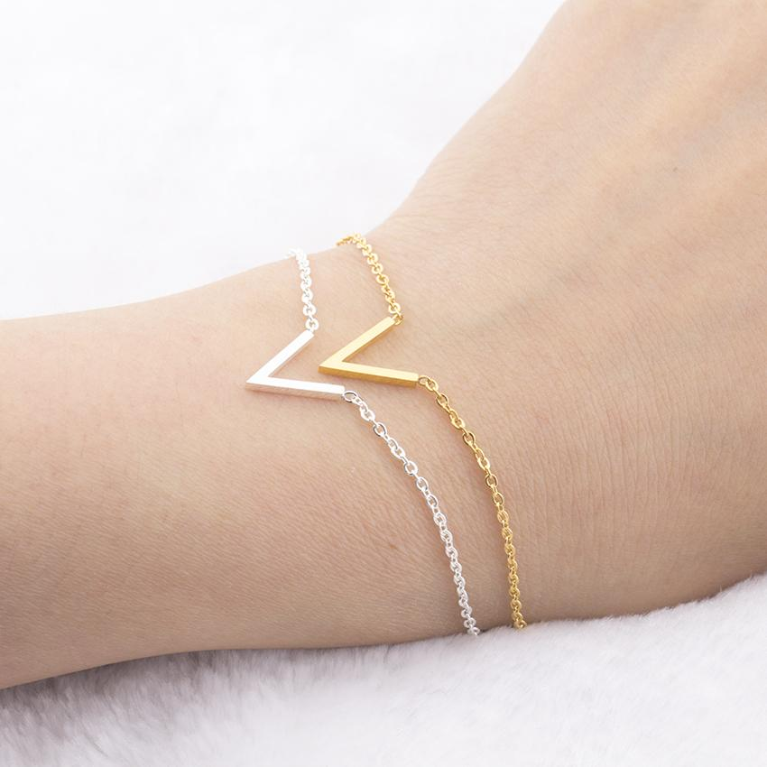 minimalistischer Schmuck Armbänder