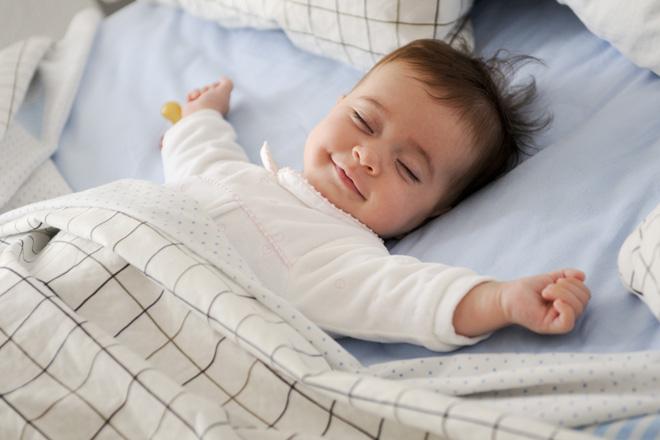 besser schlafen Tipps für Kleinkinder