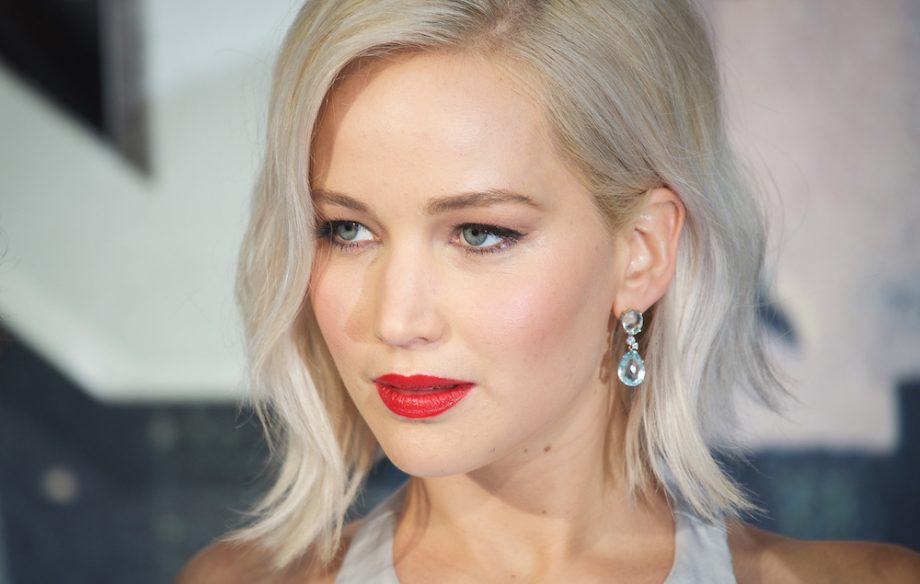 Kurzhaarfrisuren 2019 Damen Bob Jennifer Lawrence
