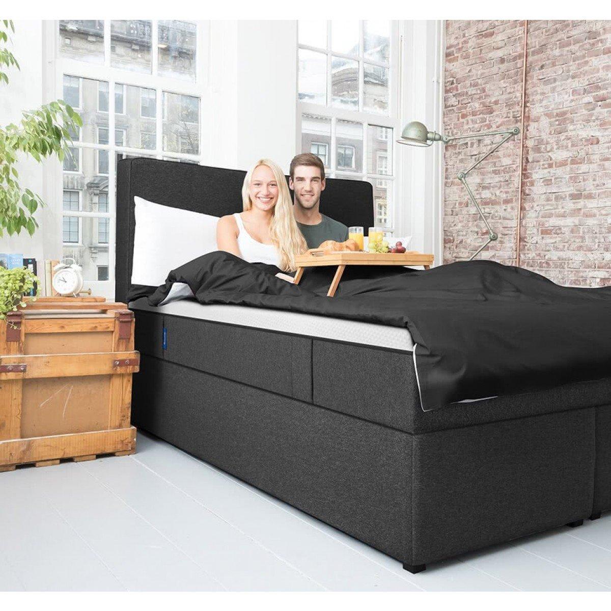 Boxspringbett super bequem Schlafzimmer