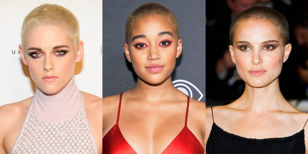 Buzz Cut Frisuren Stars