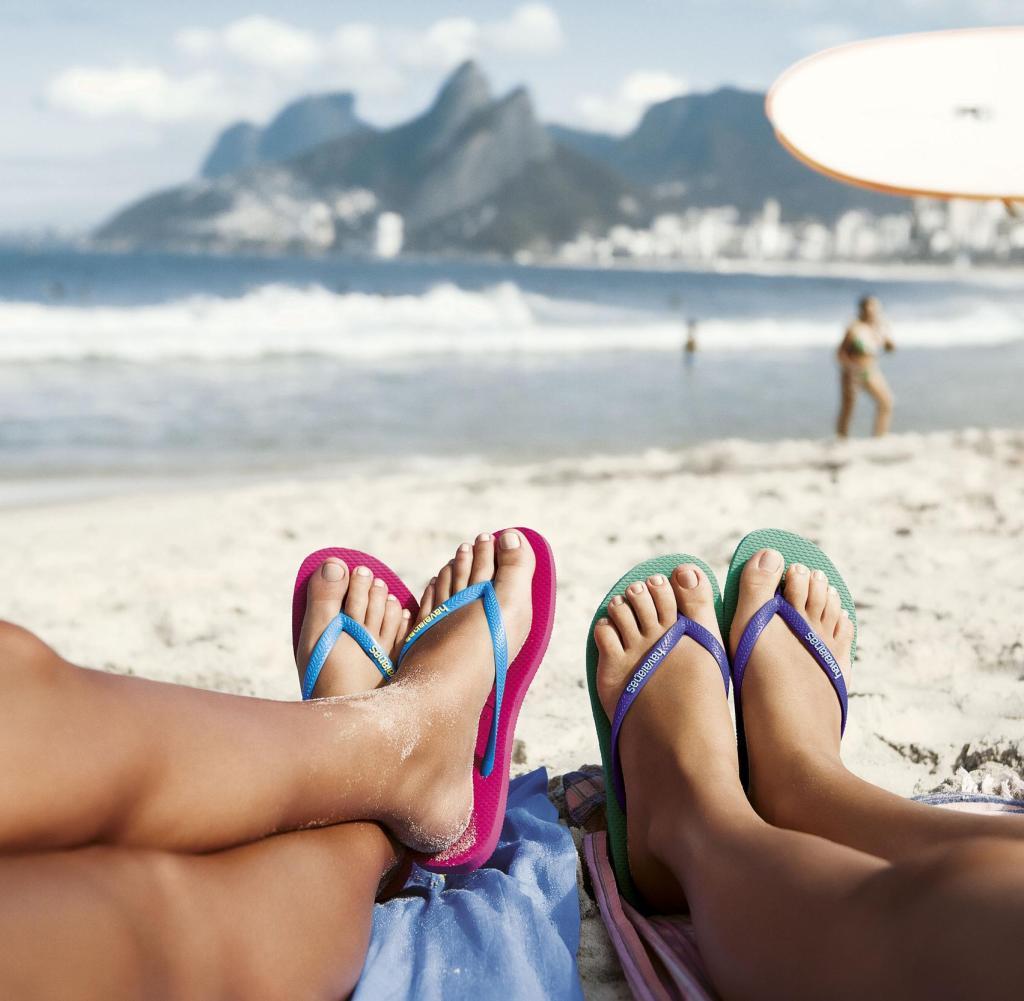Schuhe Strand Flip-Flops