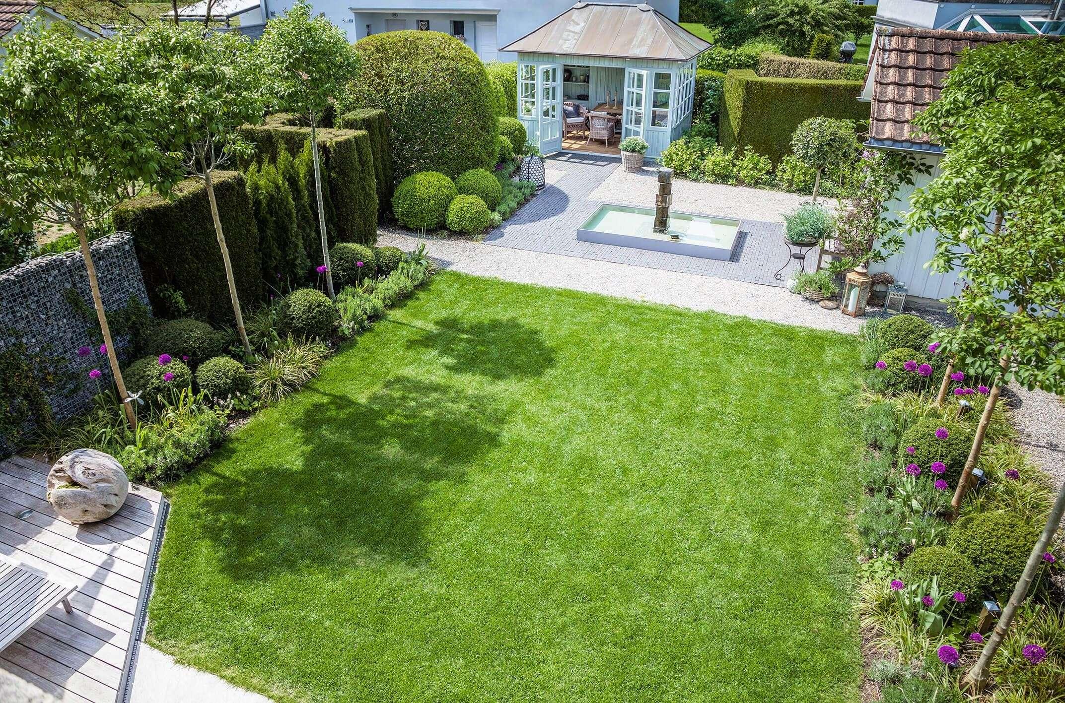 Tipps Gartenplanung