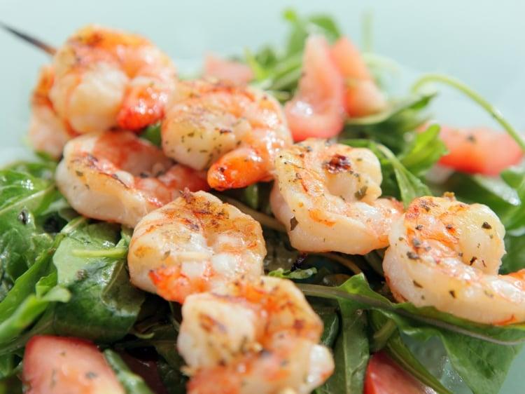 gesunde Ernährung mehr Meeresfrüchte