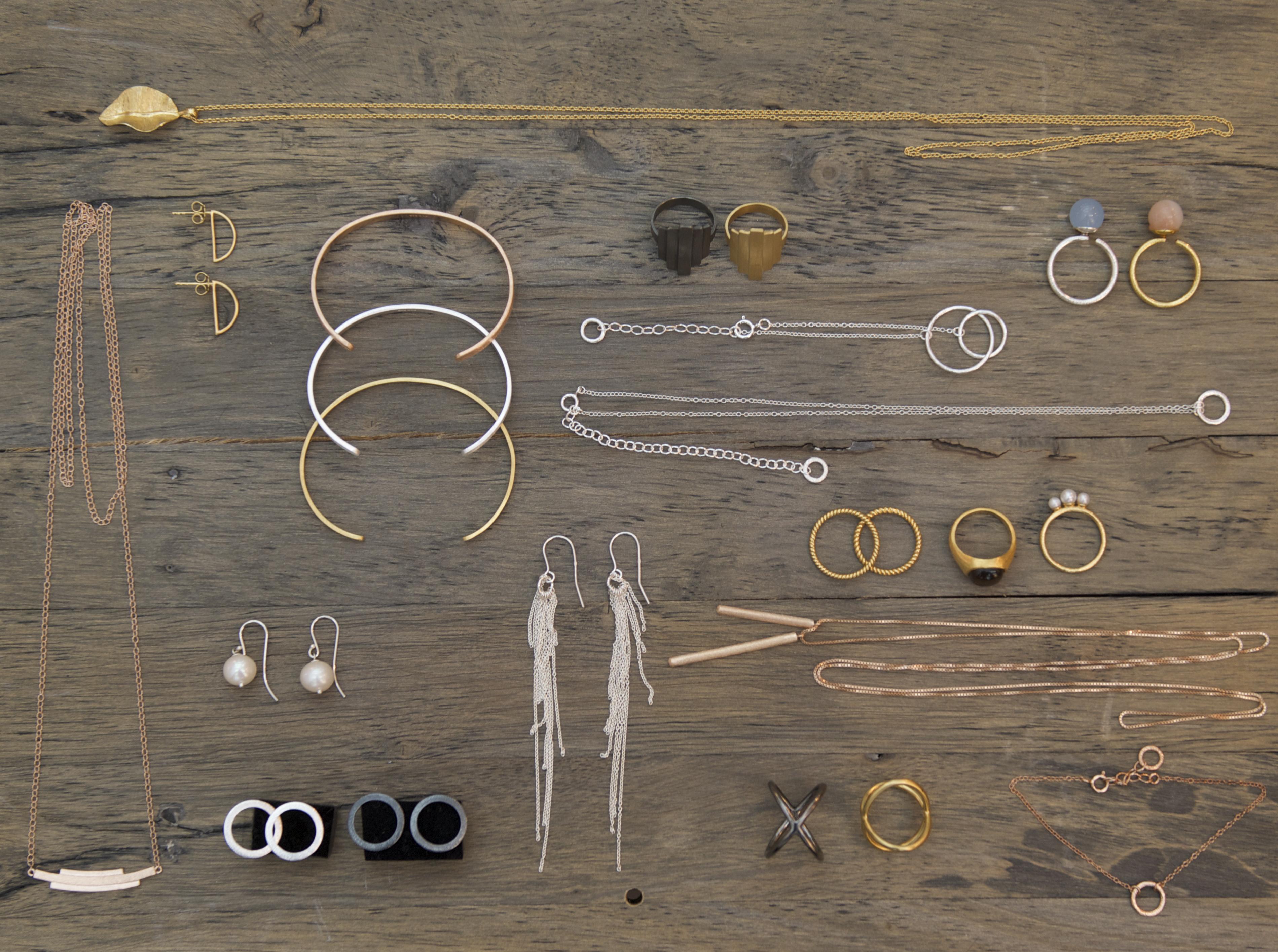 Schmuck-Trends 2019 minimalistische Schmuckstücke