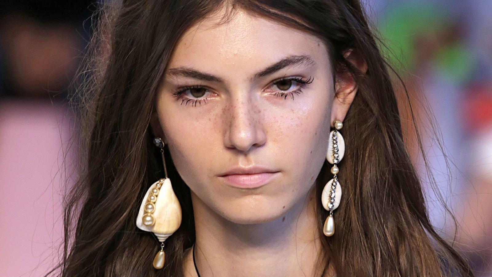Schmuck-Trends 2019 auffällige Ohrringe Muscheln