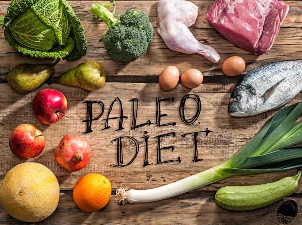 Paleo Diät abnehmen schnell und erfolgreich