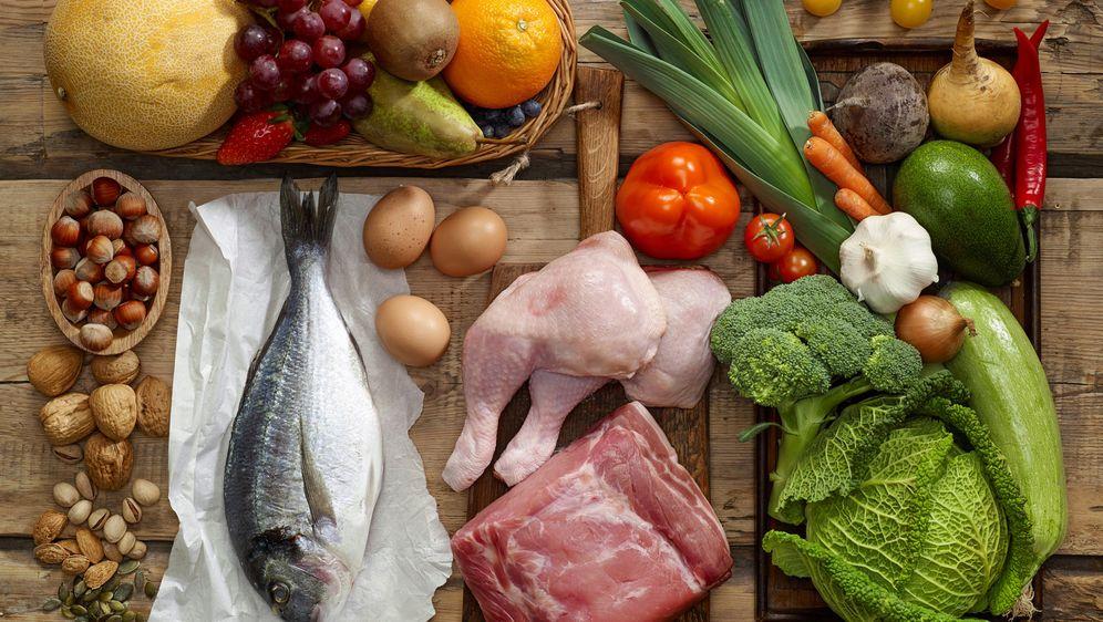gesunde Ernährung Steinzeit Diät