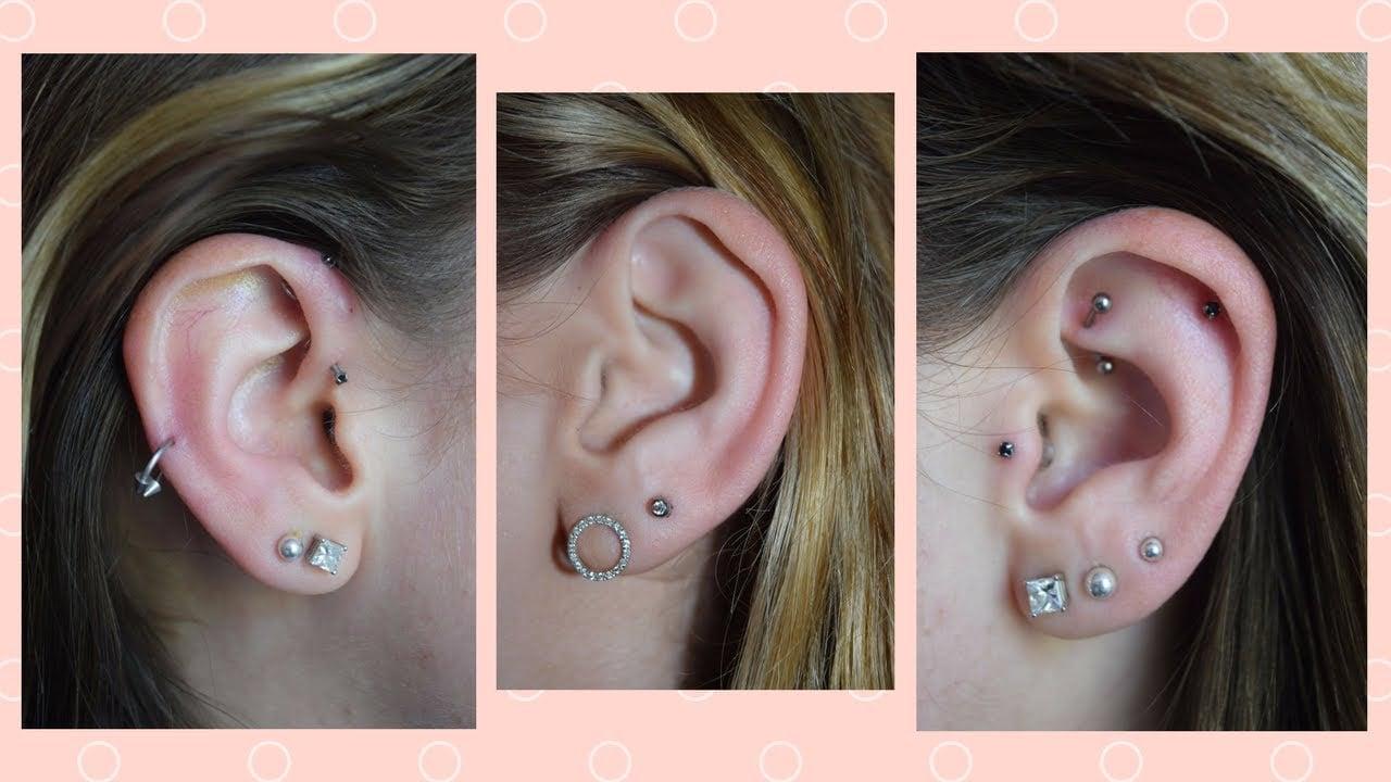 Piercing Ohrläppchen Heilungszeit
